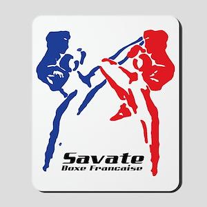 Savate Logo Mousepad