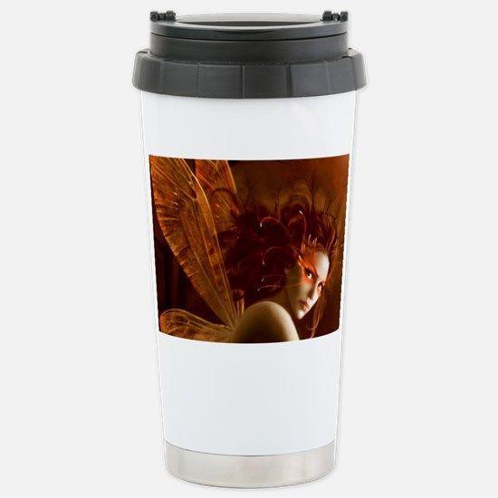 Fall Fae Stainless Steel Travel Mug