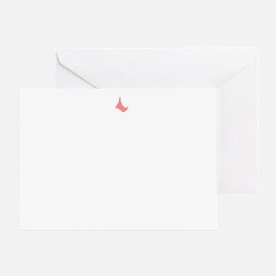 Genie-04-B Greeting Card