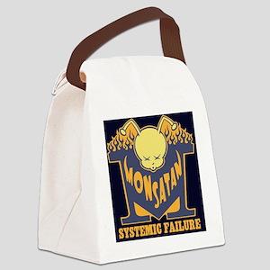 monsatan-bee-PLLO Canvas Lunch Bag