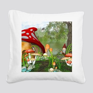 dl_king_duvet_2 Square Canvas Pillow