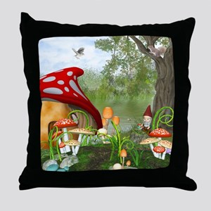 dl_queen_duvet_2 Throw Pillow