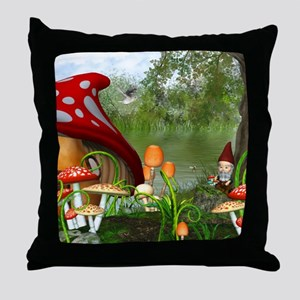 dl_calendar_print Throw Pillow