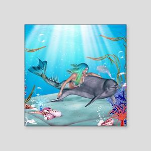 "tm_Woven Blanket_1175_H_F Square Sticker 3"" x 3"""