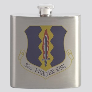 33rd FW Flask