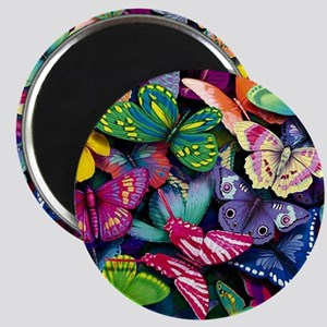 butterfly large Magnet
