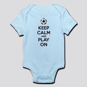 Keep Calm and Play On Body Suit