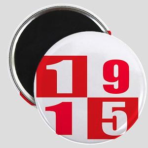 Established 1915 Designs Magnet