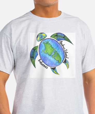 Androsian Turtle T-Shirt