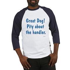 Great Dog JAMD Baseball Jersey