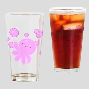 Octobubble Drinking Glass