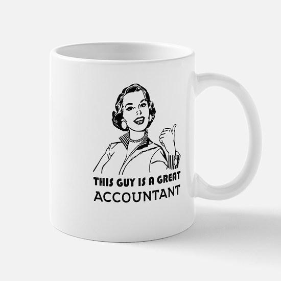 Great Accountant. *BEST SELLER* Mugs