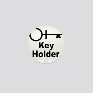 Key-Holder Mini Button