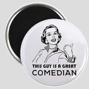 Gifts for comedians. *BEST SELLER* Magnets