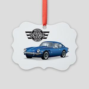 VBCC GT6 C3 color Picture Ornament
