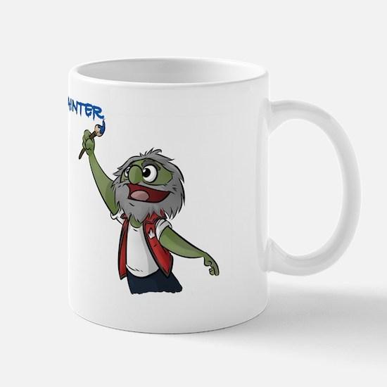 The Painter Mug