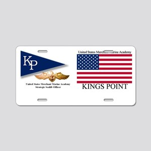 KP SSO Aluminum License Plate