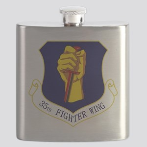 35th FW Flask