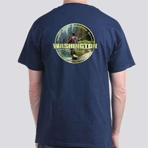 Washington Fly Fishing T-Shirt