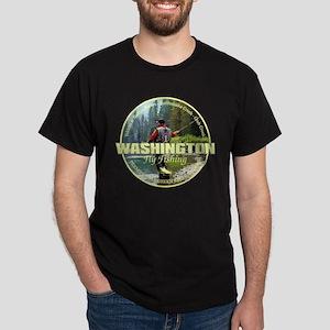 Washington Fly Fishing T-Shirt