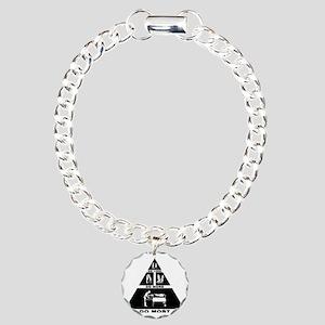 Grilling-11-A Charm Bracelet, One Charm