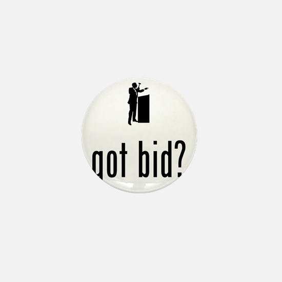 Auctioneer-02-A Mini Button