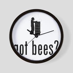 Beekeeper-02-A Wall Clock