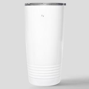 Beekeeper-03-B Stainless Steel Travel Mug
