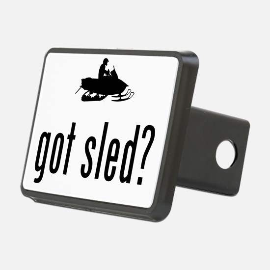 Snowmobile-02-A Hitch Cover