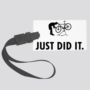 Bicycle-Mechanic-04-A Large Luggage Tag