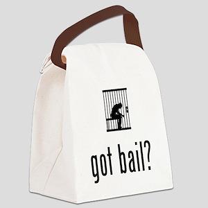 Prisoner-02-A Canvas Lunch Bag