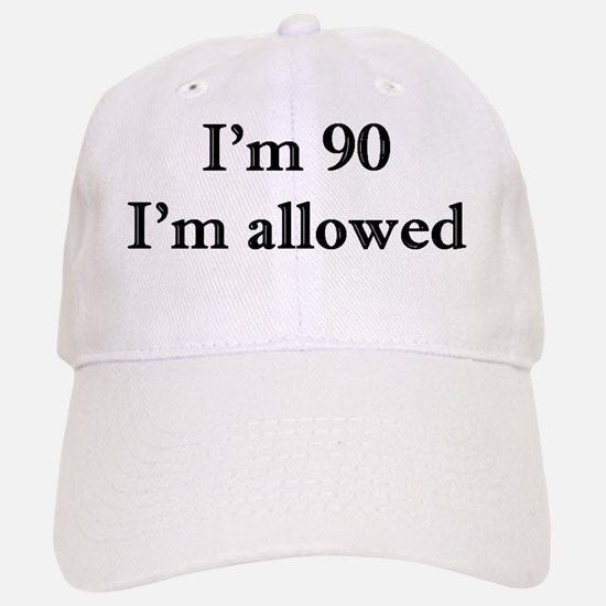 90 Im allowed 1 Cap