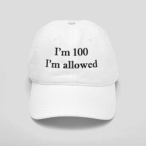 100 Im allowed 1 Cap