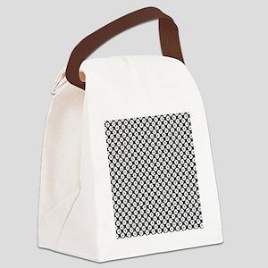 Gear wheels Canvas Lunch Bag