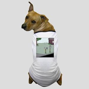 Air Mail Dog T-Shirt