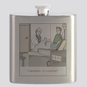 Its a corporation Flask