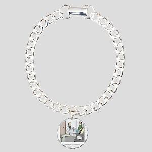 Its a corporation Charm Bracelet, One Charm