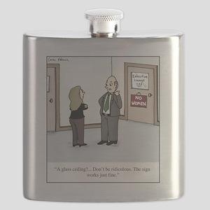 no women Flask