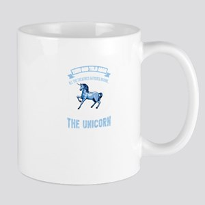 The First Animal God Named Is The Unicorn Mugs