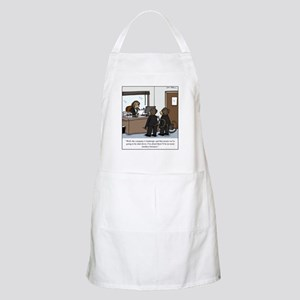 monkey business Apron
