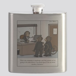 monkey business Flask