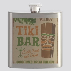 Tiki Bar  Flask