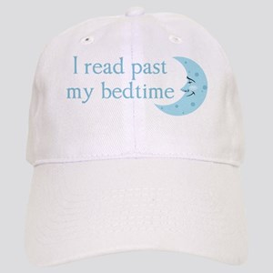 I read past my bedtime Cap