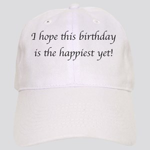 birthday wish Cap