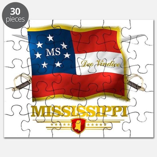 Mississippi -Deo Vindice Puzzle