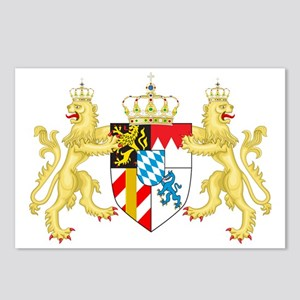 Coat of arms of the Kingd Postcards (Package of 8)