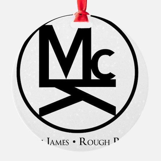 McK Brand Ornament