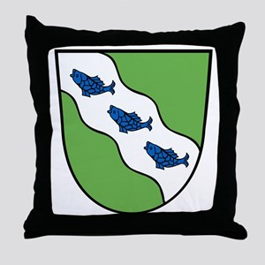 ANSBACH Throw Pillow