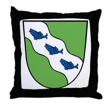 ANSBACH Throw Pillow