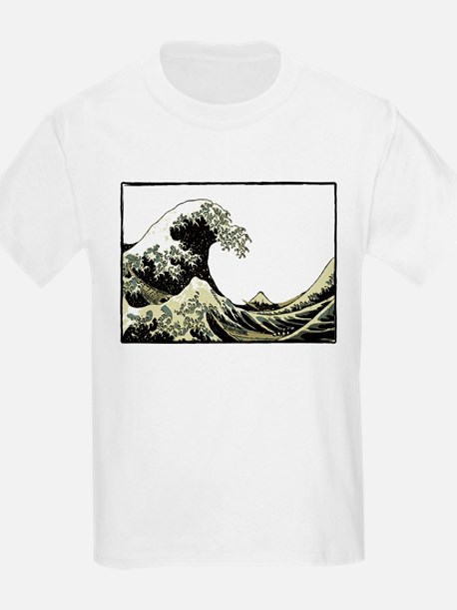 Hokusai Wave T-Shirt